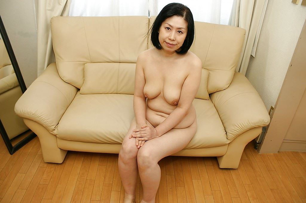 Hairy Asian Mature Nude Models
