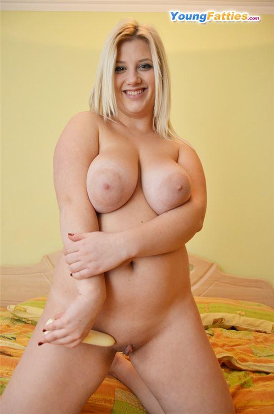 Порно Пухлые Блондинки